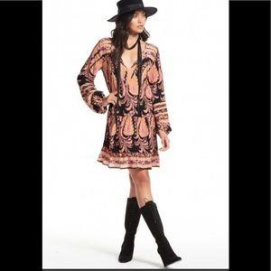 Calypso St Barth's Printed Silk Dress